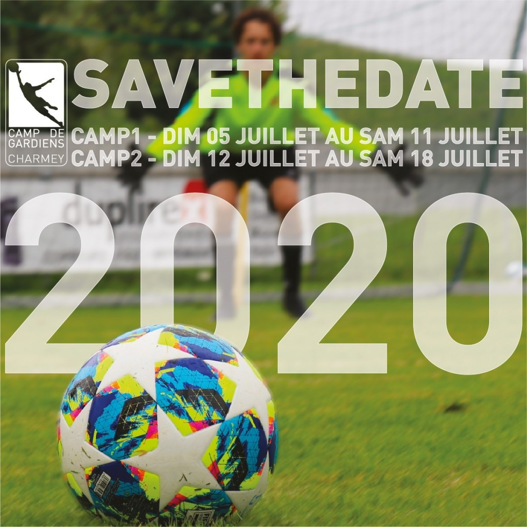 Image Save the date | 36e camp 2020